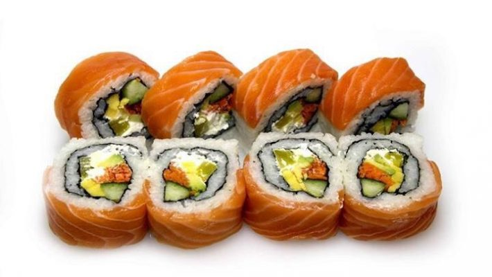Ready to Roll with Sushi