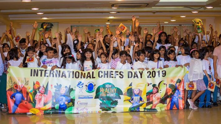 Chefs Guild of Maldives Observes International Chefs Day 2019