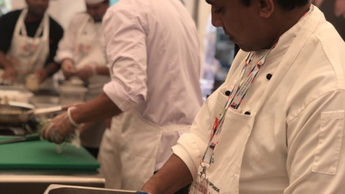 Hotel Asia 2019 Culinary Challenge Wraps Up